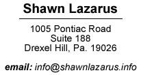 Shawn blog address