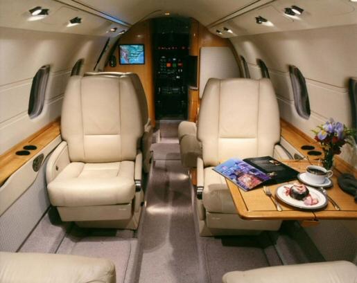 Learjet-55