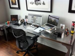 home-workspace-design