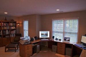 Your Dedicated Workspace at Home Where You Do Your Internet Marketing