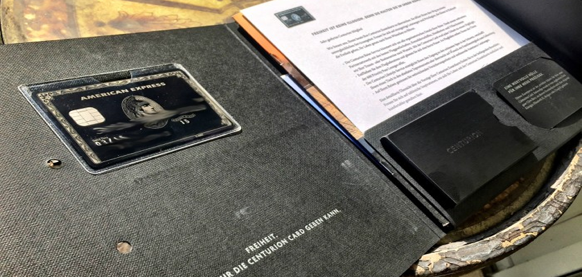 How to Get Your Hands On a (Centurion) American Express Black Card
